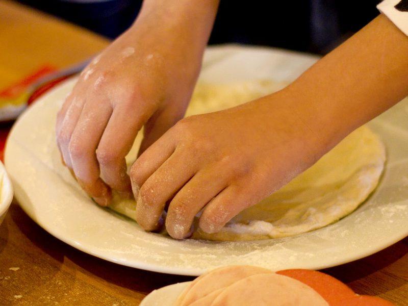 Prepariamo il pane pita